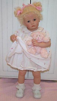 Zapf Doll... tres jolie!!! Per la serie FRATELLINI E SORELLINE DAL WEB...