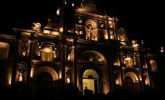 Catedral de Antigua Guatemala.