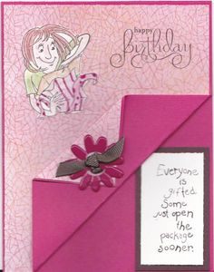 Gifted Friend by junkmd01 - Cards and Paper Crafts at Splitcoaststampers