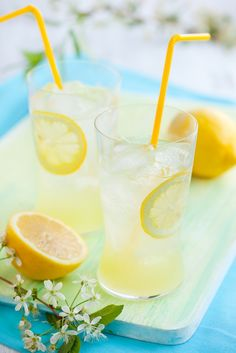 Mix up healthier, homemade carbonated drinks.