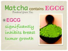 Matcha holds an impressive ORAC score of over 1380, higher than blueberries.