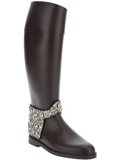 Gothenburg London Boots Rianna Boot - Rainy Day Style  http://www.oliviapalermo.com/its-raining-style/