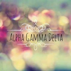 Alpha Gam ♥
