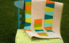 Modern Quilting Gallery | The Modern Quilt Guild. From The Blue Chair.