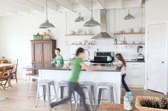 great loft kitchen