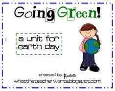 Earth Day Unit