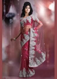 Sarees are not just a mere piece of fabric that can be wrapped up; rather, they are the essence of women, who want to look graceful with an ethnic touch bridal wear, outfit indian, indian fashion, sari, indian bridal, net sare