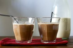 chocolate and toasted hazelnut milk | smittenkitchen.com