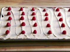 Red Velvet Sheet Cake with Classic Red Velvet Frosting
