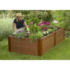 "Raised garden beds 4'x8'x24"""