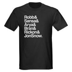 awesome Game of Thrones shirt