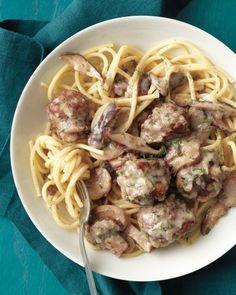 Beef Stroganoff Meatballs | 29 Exciting Ways To Eat Meatballs