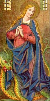 Saint Queen Margaret of Scotland