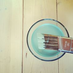 Chalkpaint How To: 7 Easy Steps to Refinishing Old Furniture Without Sanding Using Eco Friendly Chalk Paint