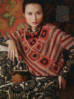 Granny Square Fashion