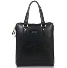 black leather handbag noble mens leather briefcase