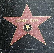 one day, fame, johnny depp, johni depp, walks, johnni depp, hollywood stars, hollywood walk, depp star