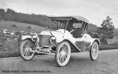 Early Model T Speedster