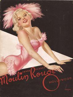 Alberto Vargas  'Moulin Rouge'