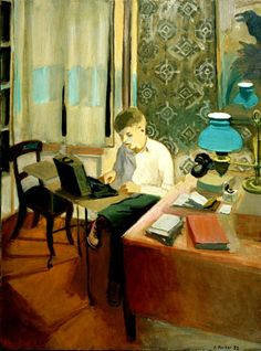 fairfield porter - G