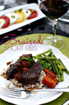 Braised Short Ribs via @J O-Lynne Shane