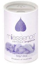 Miessence Baby Body Powder (7.0/10)