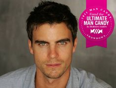 Colin Egglesfield voted Ultimate Man Candy by SheKnows Readers