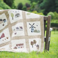 Home Quilt Home by J