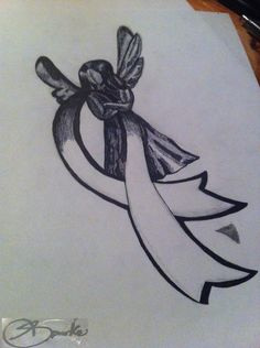 tattoos cancer mom, lung cancer tattoos, cancer ribbons