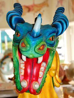 Carousel Dragon