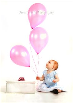 cute birthday photo