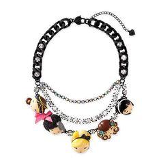 Harajuku Lovers Charm Necklace