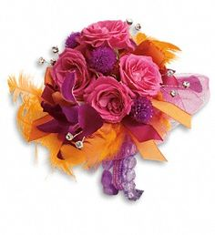 Dance 'til Dawn Corsage by Blumz...by JRDesigns. $79.99