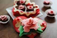 Jenni Price illustration: Valentine's Candy Pancake