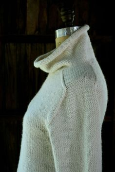 The Purl Bee - This looks like the perfect winter sweater - sizes for everyone