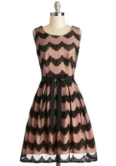 Montmartre at Moonlight Dress #modcloth #ad *lovely