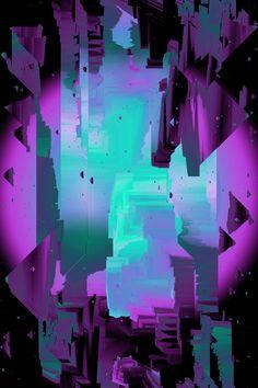 Crystal Display : Adam Ferriss