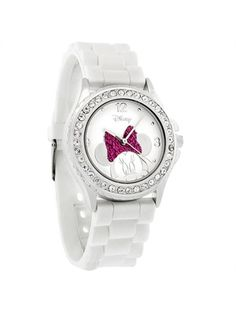 minnie mouse watch...love the pink bow