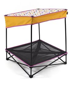 Another great find on #zulily! Polka Dot Quik Shade Small Instant Pet Shade with Mesh Bed by Bravo Sports #zulilyfinds