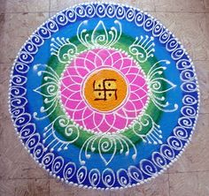 # 50 Traditional Indian Rangoli Designs and Patterns