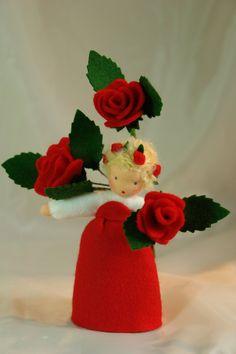 Rose Flower Child