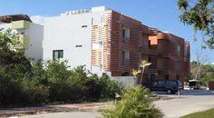 Viliv condos at El Cielo Residencial. Playa del Carmen real estate.