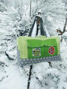 anna cargo, fun craft, free pattern, cargo duffl, 20140302 0854091, fun thing, bag ladi, free sew, bag tote