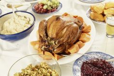 Thanksgiving's Worst Calorie Bombs: What to Skip and Where to Splurge | Everything Guide to Entertaining - Yahoo Shine