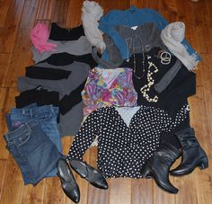 fashion, une femm, pari, travel wardrobe, pack, bakers, capsul wardrob, femm dun, baker dozen