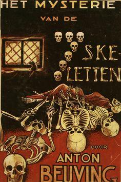 Anton Beuving, Het Mysterie van de Zeven Skeletten, 1953