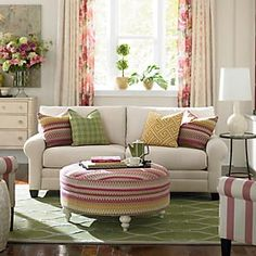 Sofas & Loveseats | Living Spaces | Furniture
