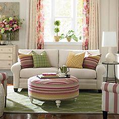 Sofas & Loveseats | Living Spaces | Furniture