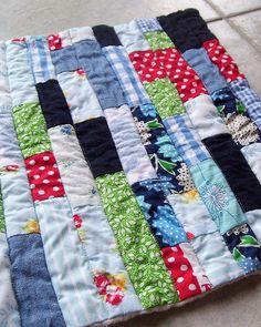 baby mini quilt