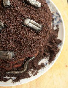 Beetle Forest Gateau » Butcher, Baker